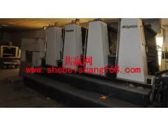 印务公司四色印刷机