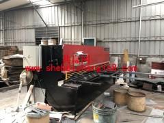 机械配件厂液压摆式剪