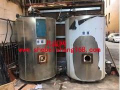 出售两个燃气热水锅炉