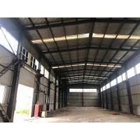 出售钢结构厂房:长60.5米,宽15.5米,沿高9.5米,