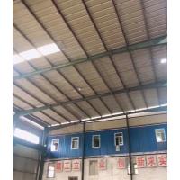 出售厂房长54.7米 宽35.7米 沿高10.8米