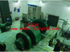 水电柜式水轮发电机及