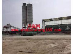 工程公司稳定土拌合站(WDB500)出售招标