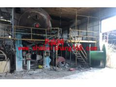 纸业公司废旧机器设备